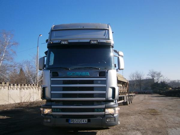 Камион сканиа