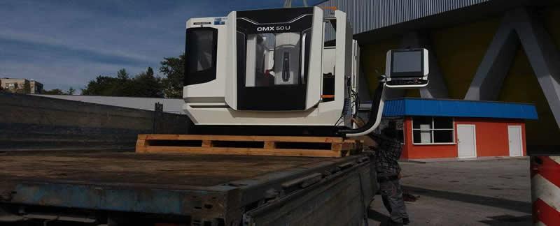 Опит в сферата на преместването и транспортирането на: машини, багажи, мебели, транспорт на тежки гаражни клетки, контейнери, дърво и метало-обработващи машини.
